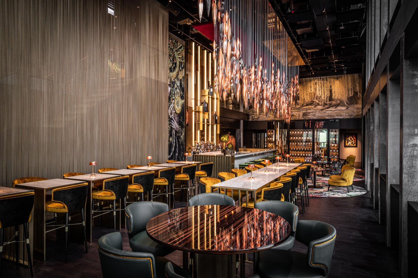 Sablier Bar